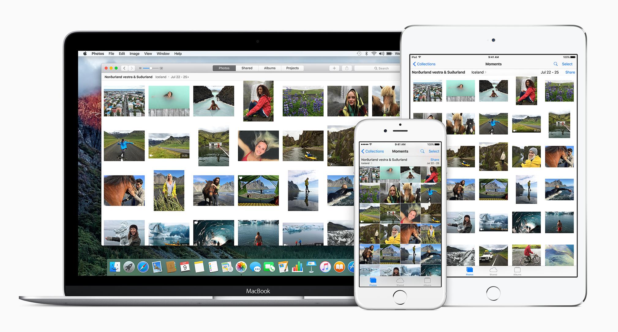 Understanding Apple's iCloud Photo Library